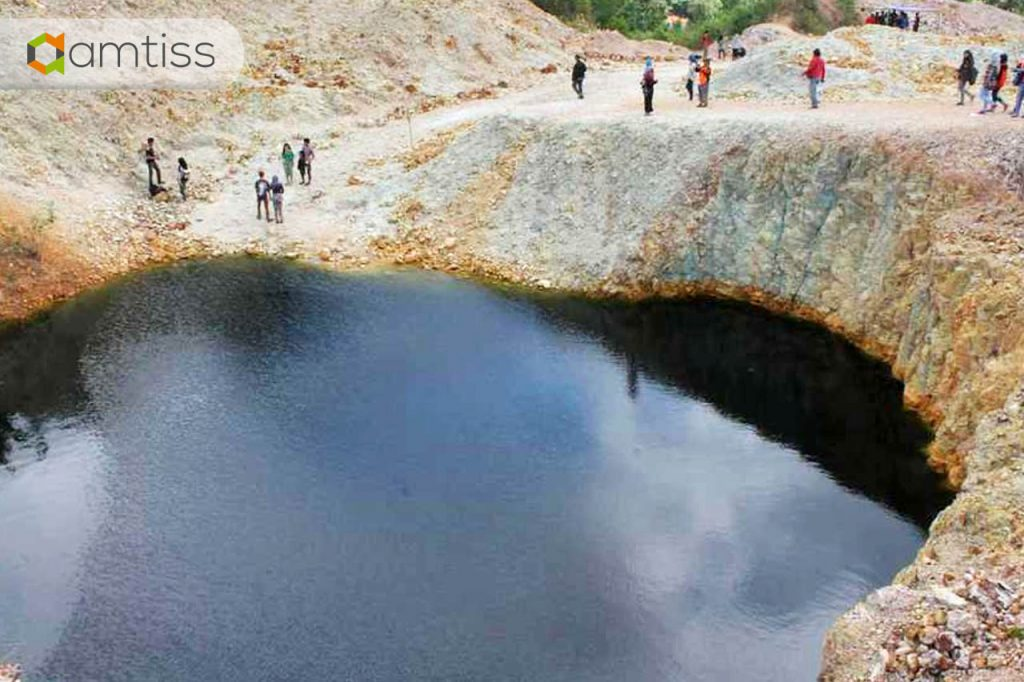 Danau Puthuk Krebet Tulungagung