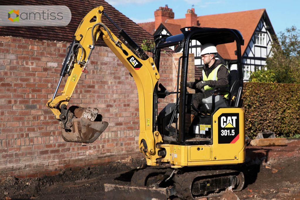 Mini Excavator Caterpillar